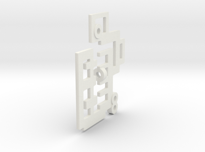 Bone House: Acetoo 3d printed