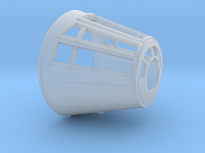YT1300 FM 1/144 CABIN CONE 3d printed