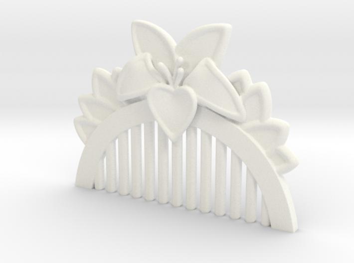 Mulan Comb 3d printed