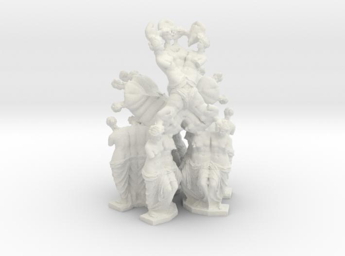 VenusDeMilo Remix 3d printed