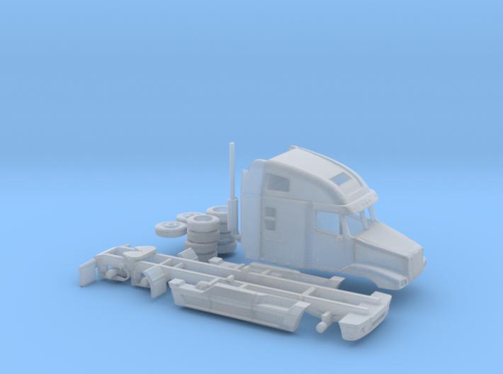 1/160 Frightliner Century 3d printed