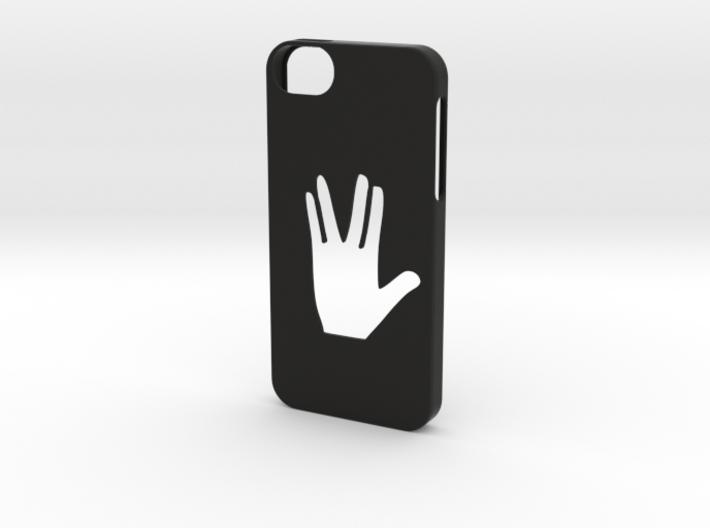 Iphone 5/5s Star trek gesture 3d printed