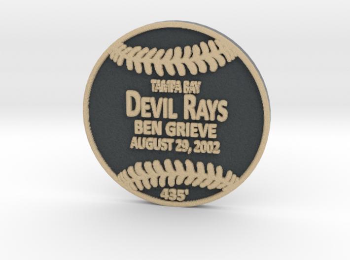 Ben Grieve 3d printed