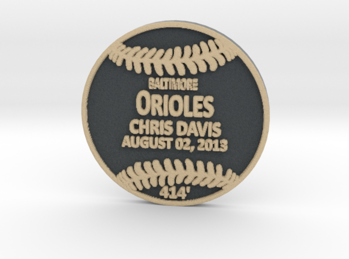 Chris Davis4 3d printed