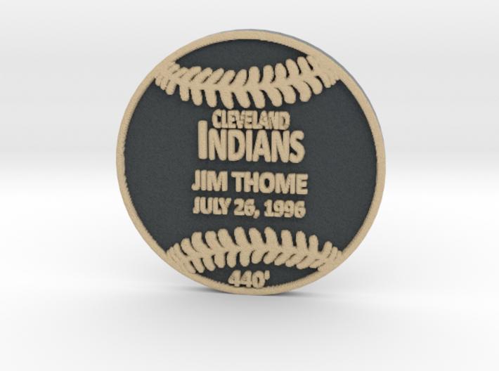 Jim Thome 3d printed