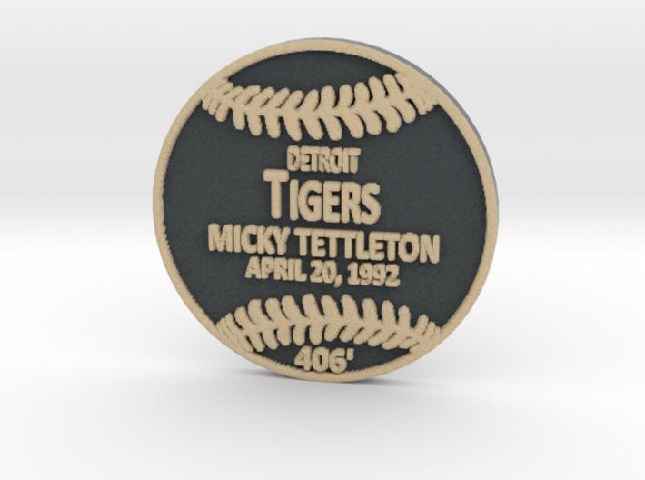 Micky Tettleton 3d printed