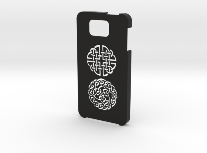 Samsung Galaxy Alpha Celtic case 3d printed