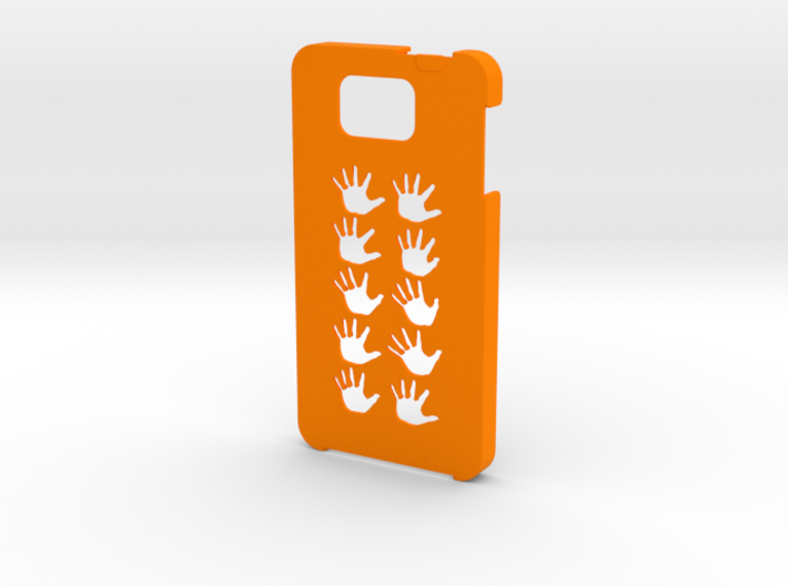 Samsung Galaxy Alpha Hands case 3d printed