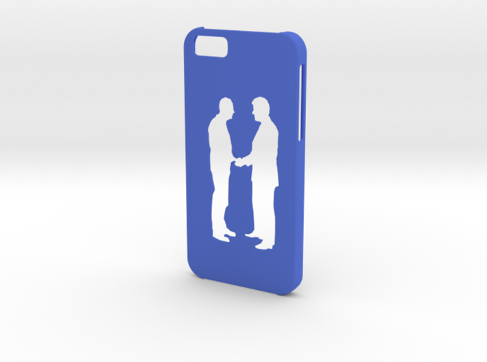 Iphone 6 Giving hands case 3d printed
