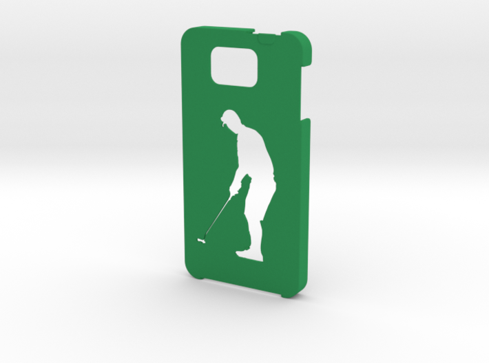 Samsung Galaxy Alpha Golf case 3d printed