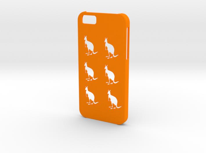 Iphone 6 Kangaroos case 3d printed
