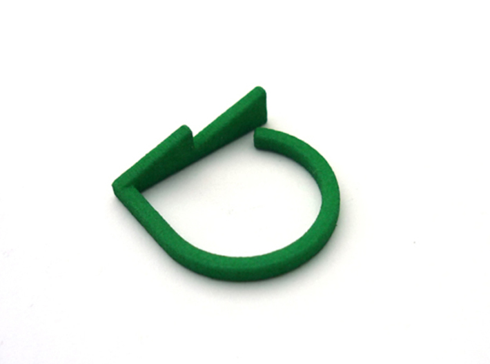 Adjustable ring. Basic model 14. 3d printed