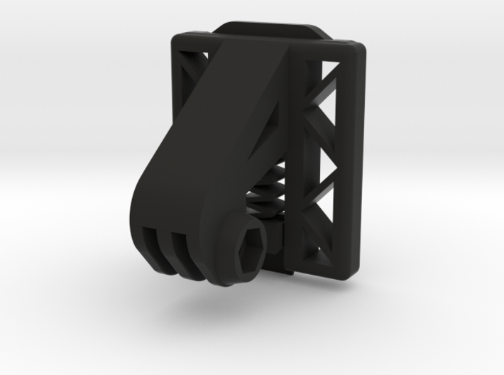 Helmet NVG Mount for GoPro HERO 4/5 Session 3d printed