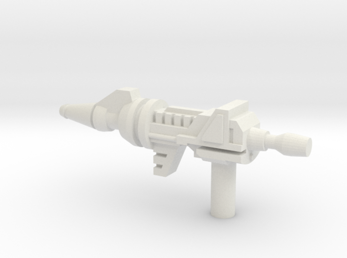 Oasis Rifle (5mm handle) 3d printed