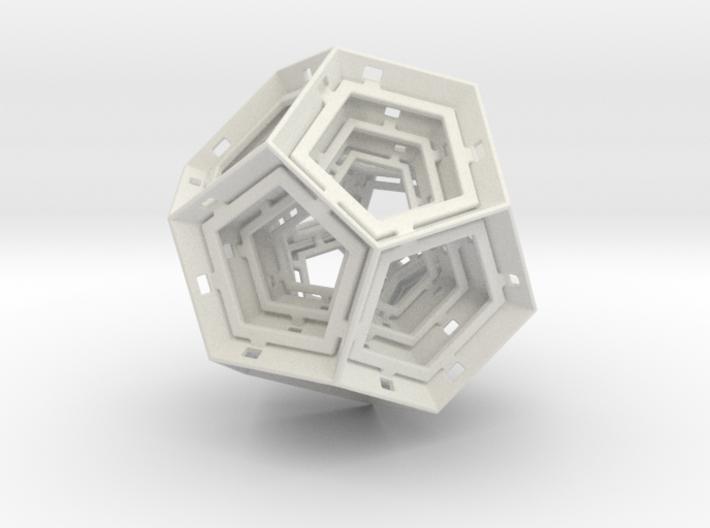 The Dohega device 3d printed