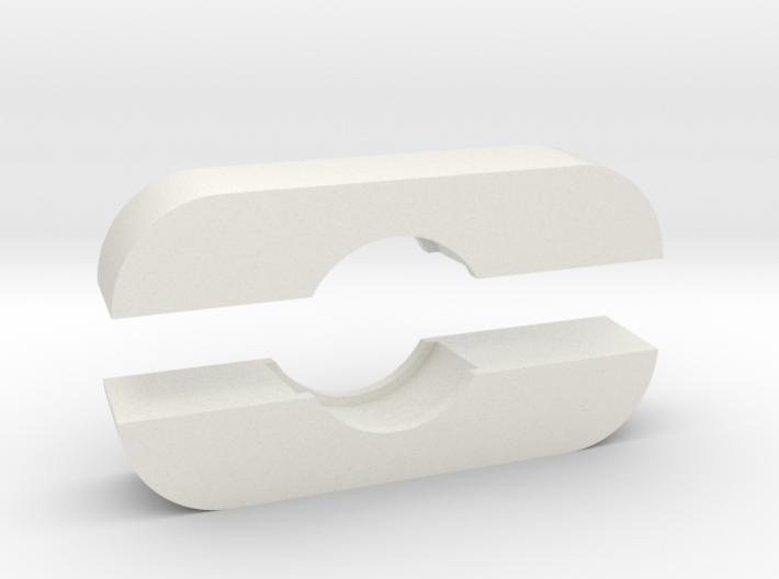 Saber Optional 20mm Speaker Holder 3d printed