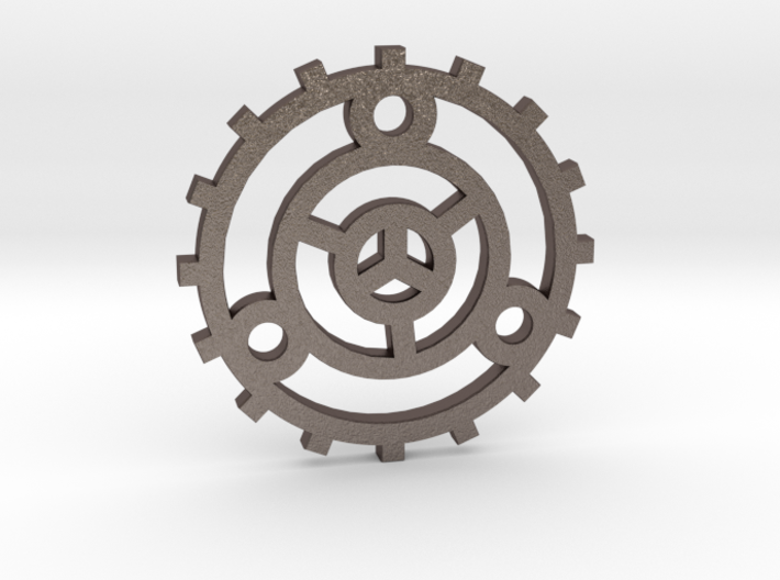 Fortune Wheel / Rueda de la Fortuna 3d printed