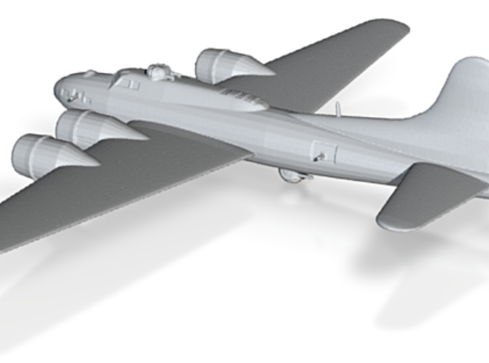 B17 Flying Fortress 1 To 400 Scale 3d printed