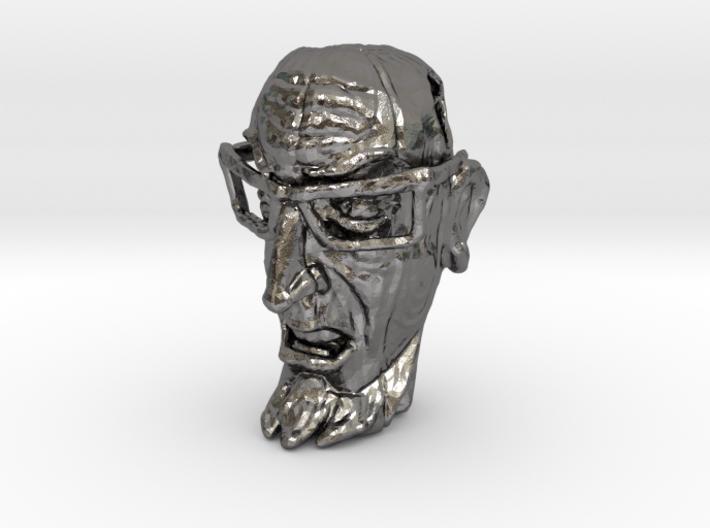 Dr Venture Pendent-Tiki style 3d printed