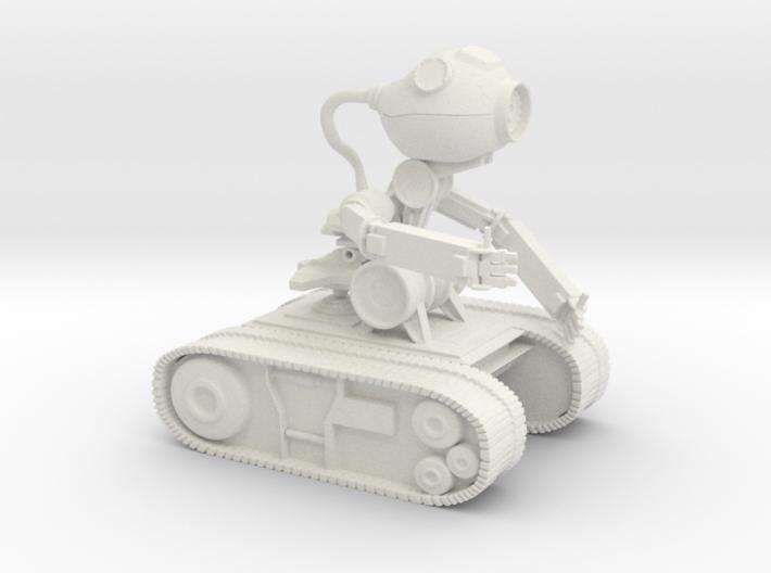 Echobot 3d printed
