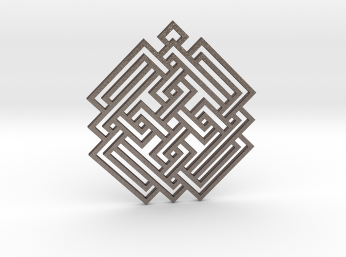 Celtic Knot / Nudo Celta 3d printed