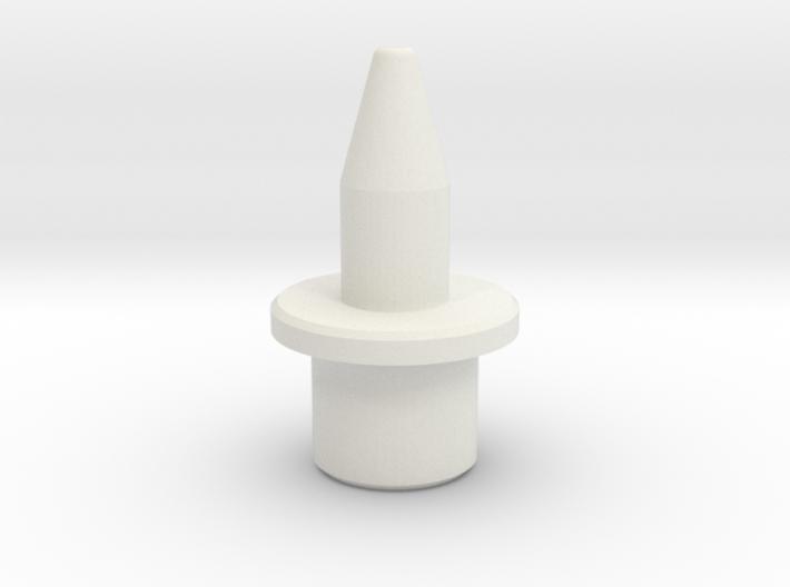 Locator-pin-plastic 3d printed