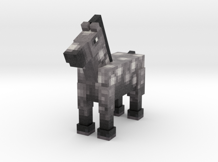 Horse 030 3d printed