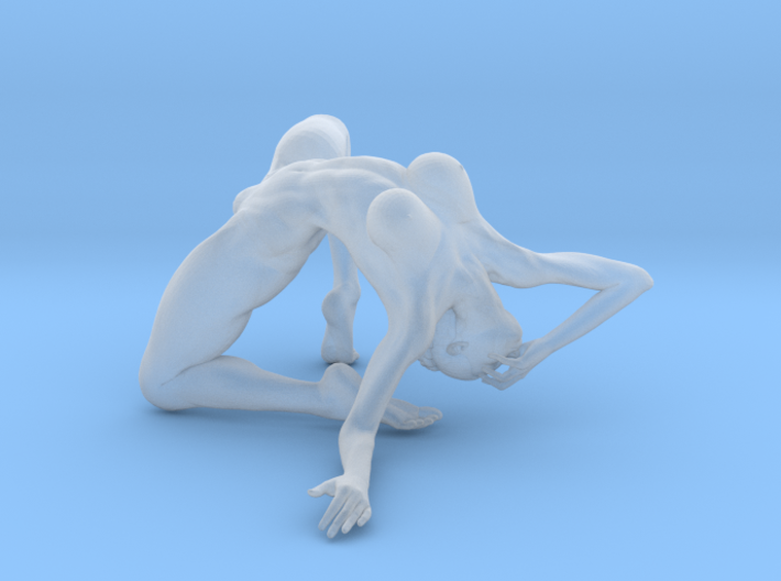 1:32 Strong Woman 002 3d printed