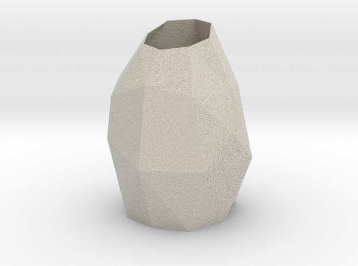 Vase (short) 3d printed