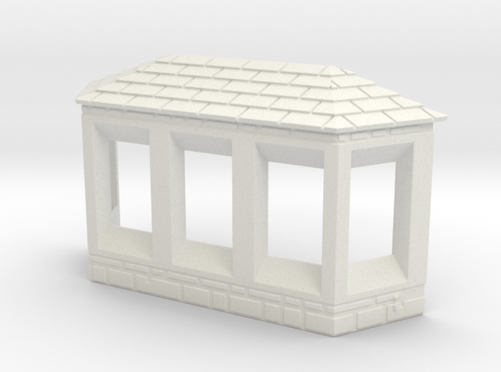 Bay-Window 3d printed
