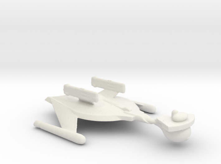 Romulan Battle Bird 3d printed