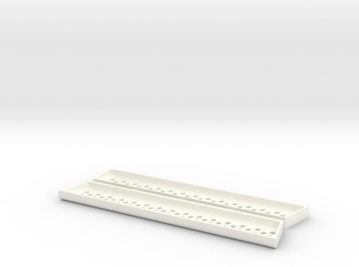 VW T5 California - Shelf for side shutter (small) 3d printed