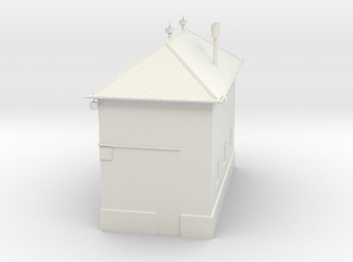 MAINLINE SIGNALBOX N SCALE 3d printed