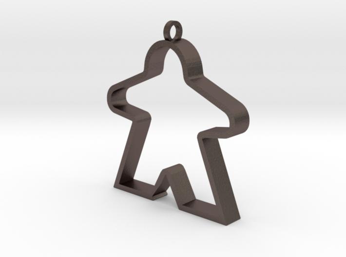 Meeple Bottle Opener / Keychain 3d printed