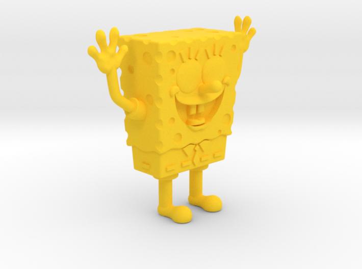 Spongebob 3d printed