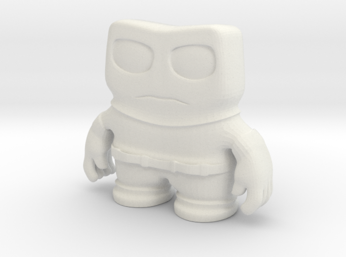 Anger - Inside Out 3d printed