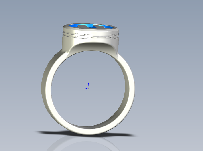 MOPAR Driver Ring - Size 22.2mm ID 3d printed