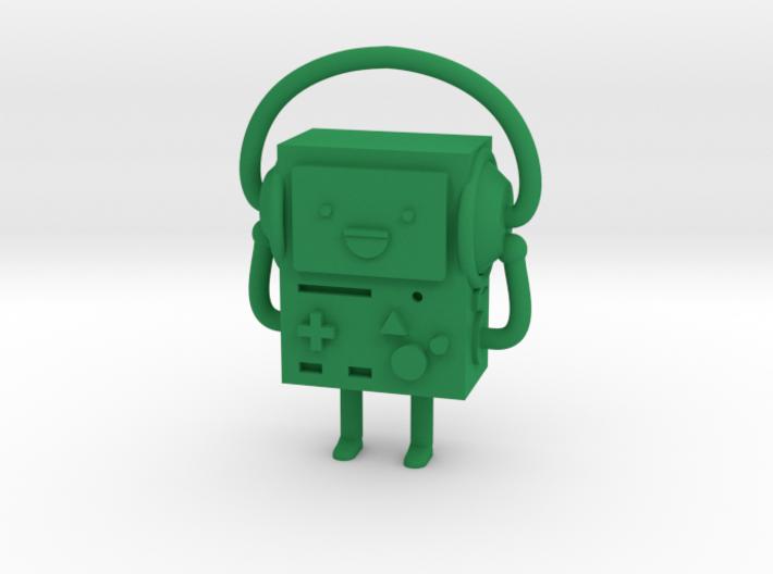 BMO with headphones 3d printed