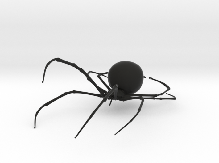 Dangling Widow 3d printed