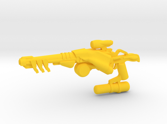 Breaker Bow 3d printed