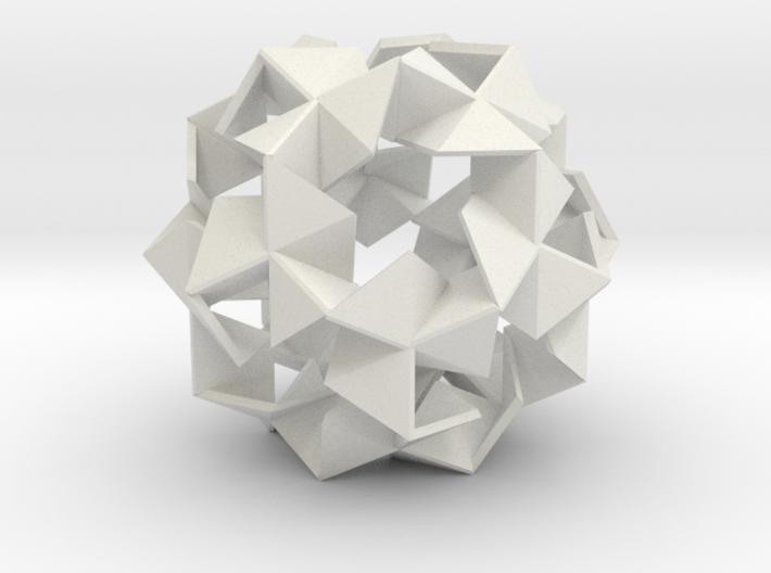 Pinwheel Lattice - 8.4 cm 3d printed