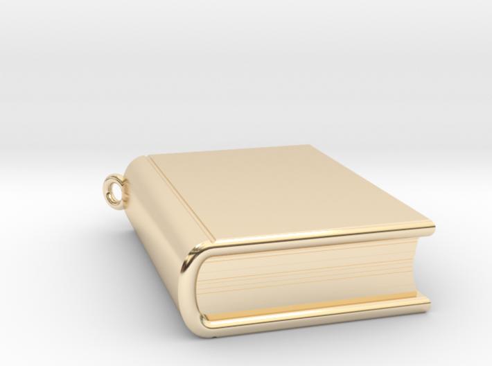 Book Nibbler - Custom 3d printed