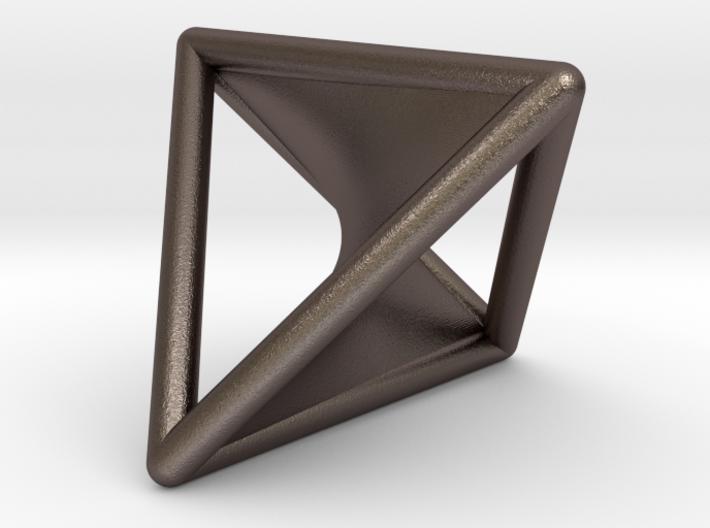 Segre embedding in a simplex 3d printed