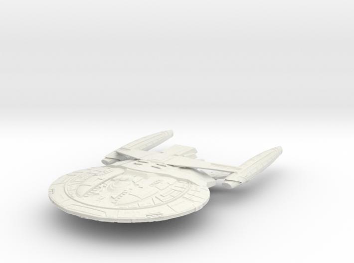Brass Class BattleCruiser 3d printed