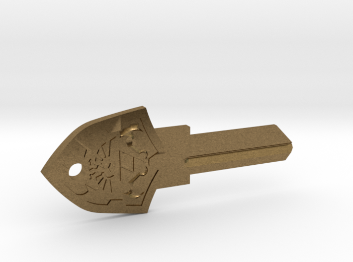 Shield House zelda shield house key blank - sc1/68 (76e8bd462)vincemaxwell