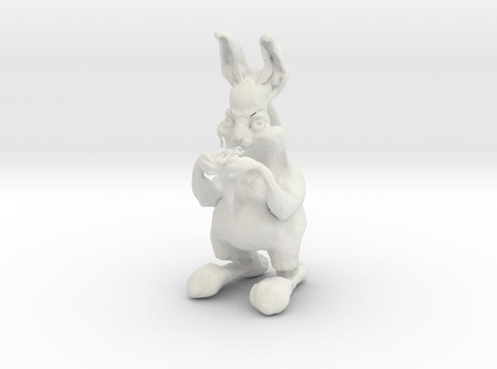 Rabbit 2 3d printed