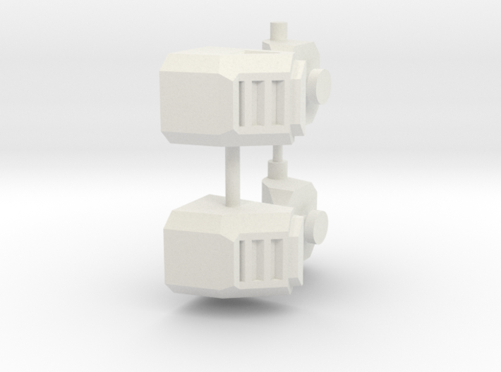Feet KO TFC Slingshot/Fireflight V3.0 3d printed