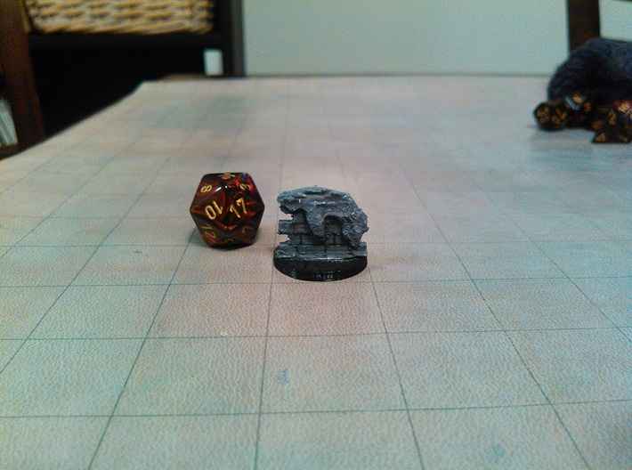 Gray Ooze 3d printed