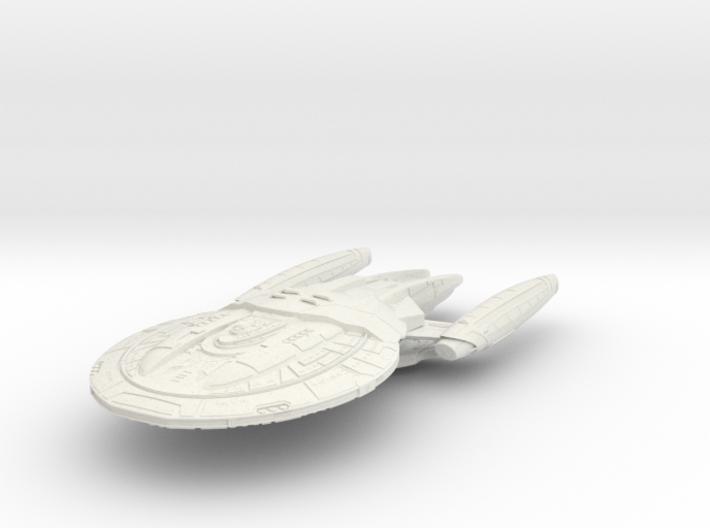 Valcel Class Refit BattleCruiser 3d printed