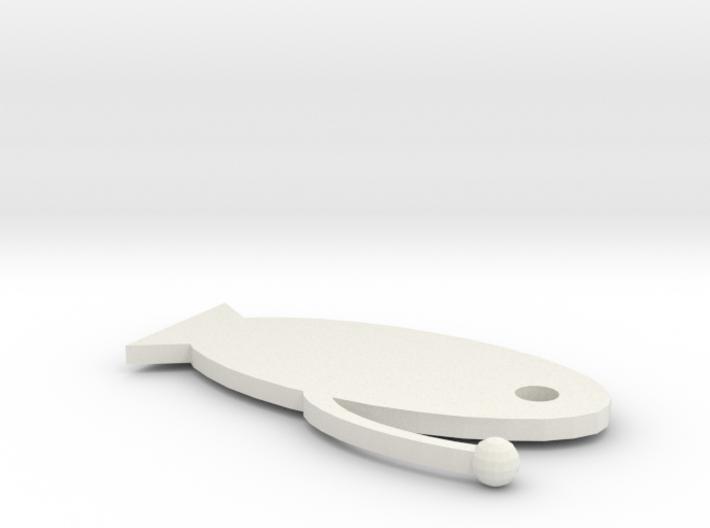 Hankler Fish Simple 3d printed